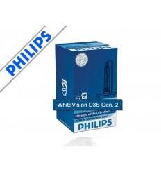 Philips Xenon WhiteVision D3S Gen. 2