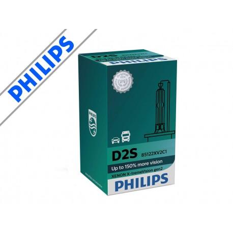 Philips Xenon X-treme Vision D2S +150 Gen. 2