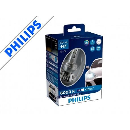 Philips H7 Led X Treme Ultinon P 230 Rer 2 Pak