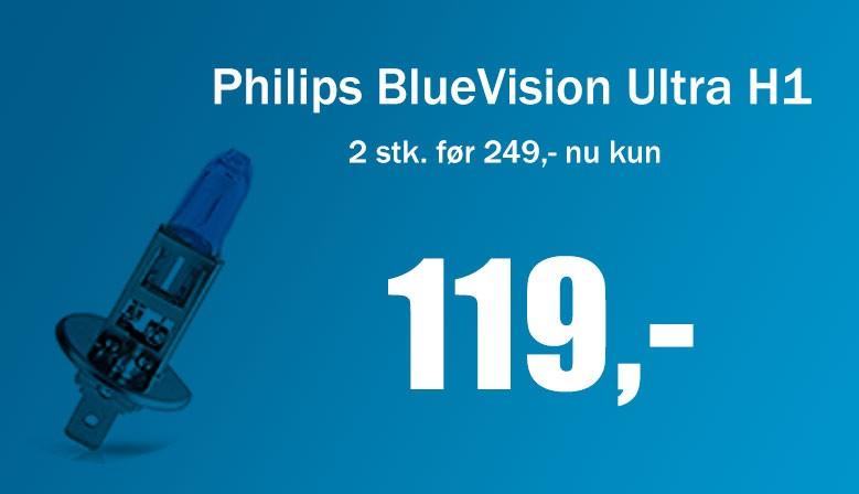 Vanvittig pris på Philips BlueVision Ultra H1