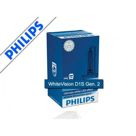 Philips Xenon WhiteVision D1S Gen. 2