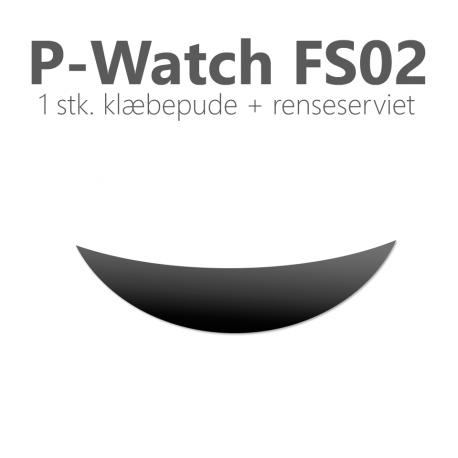 P-Watch FS02 klæbepuder