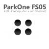 ParkOne FS05 klæbepuder