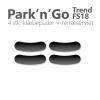 Park'n'Go Trend FS18 klæbepuder
