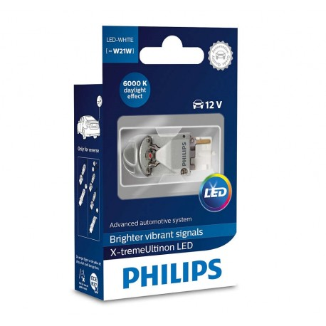 Philips W21W LED X-tremeUltinon 6000K