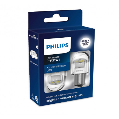 Philips P21W LED X-tremeUltinon 6000K