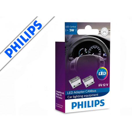 PHILIPS CANbus Adapter LED (2-pak)